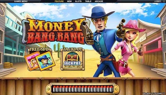 Money Bang Bang-คาวบอย