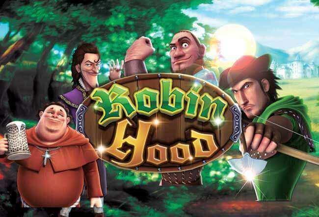 Robin Hood-หน้าปก