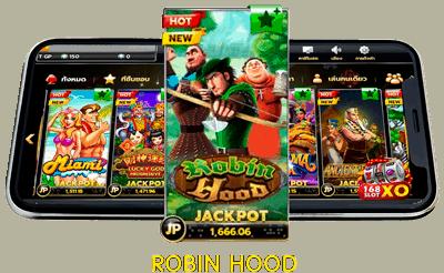 Robin Hood-เล่นบนมือถือ
